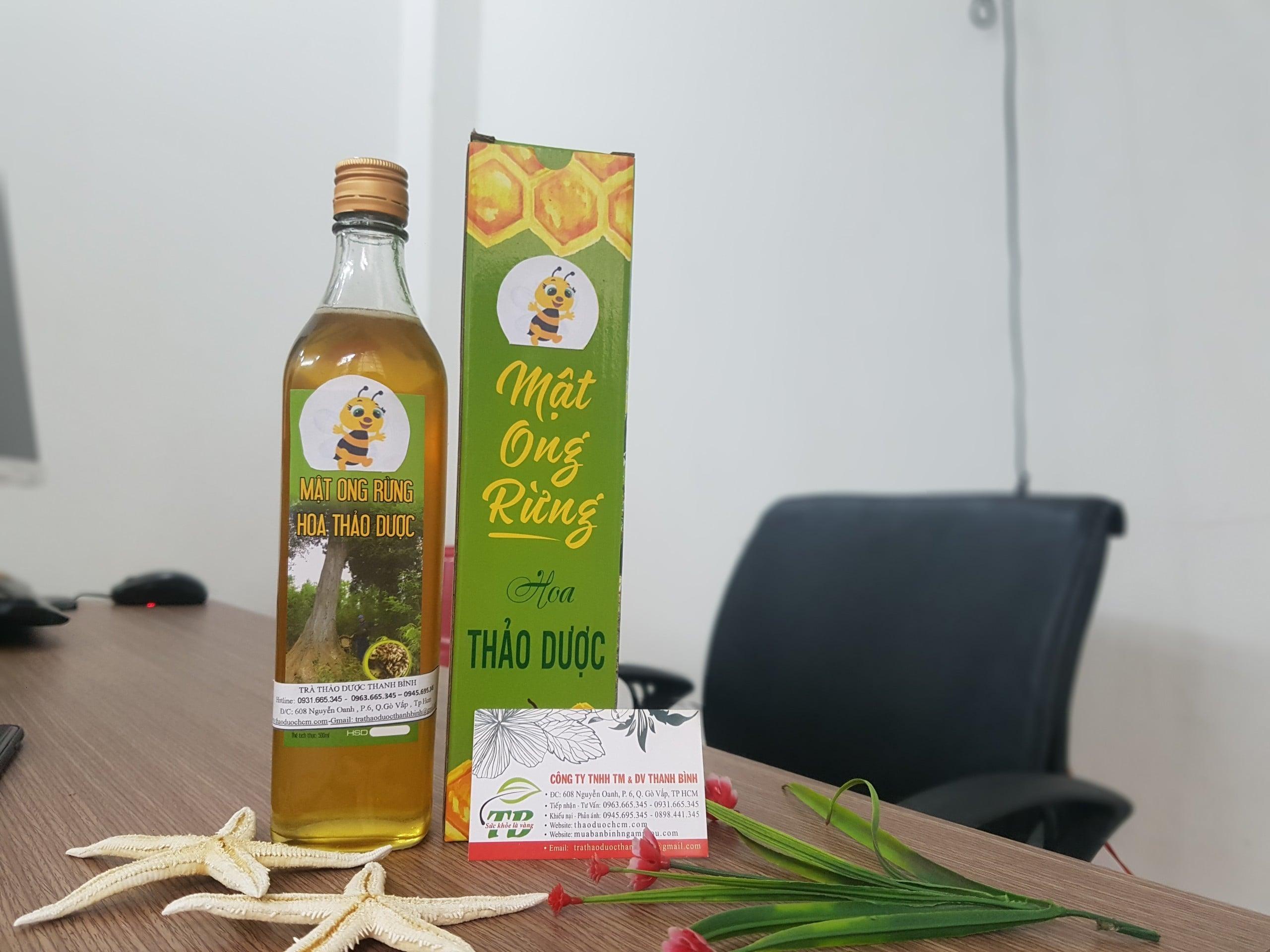 mua mật ong vũng tàu - thảo dược thanh bình