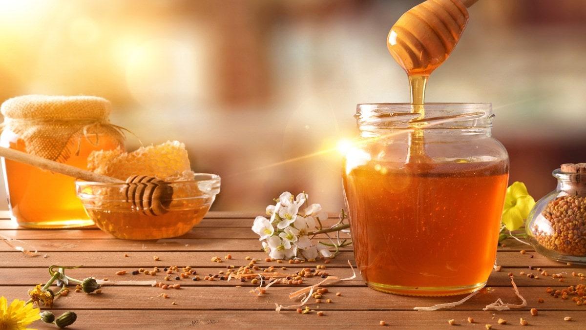 mật ong đặc sản hương quỳnh