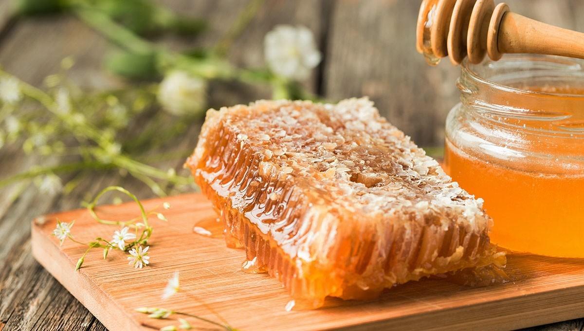mật ong cửa hàng bà mai