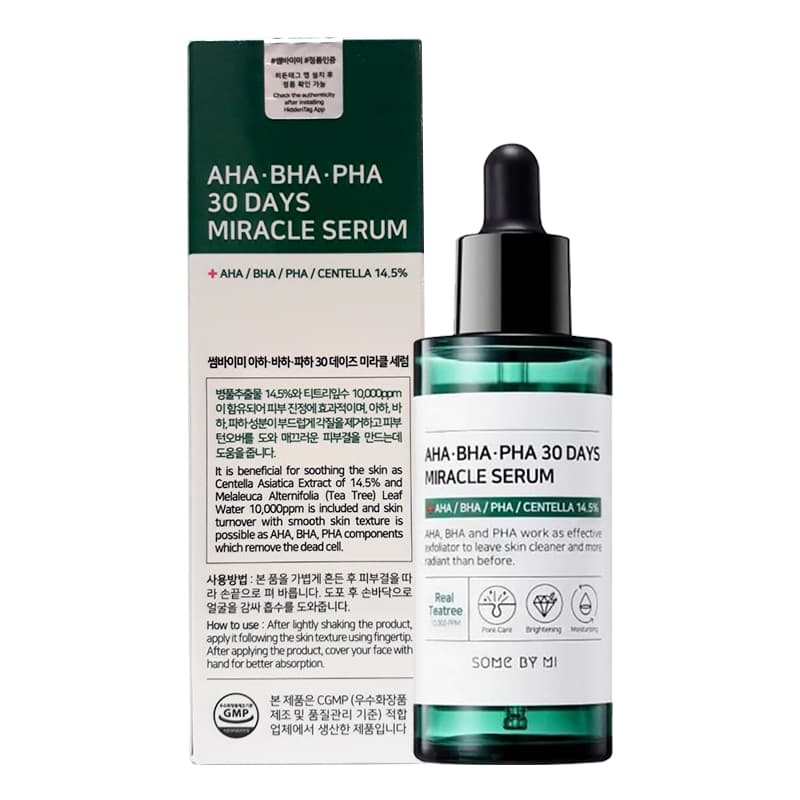 serum đặc trị mụn ẩn cho da dầu
