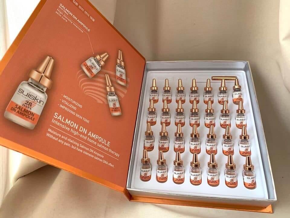 serum an toàn lành tính