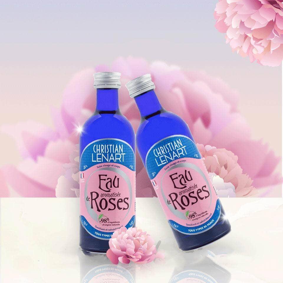các loại nước hoa hồng trị thâm mụn