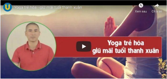 khóa học yoga giành cho nam giới online