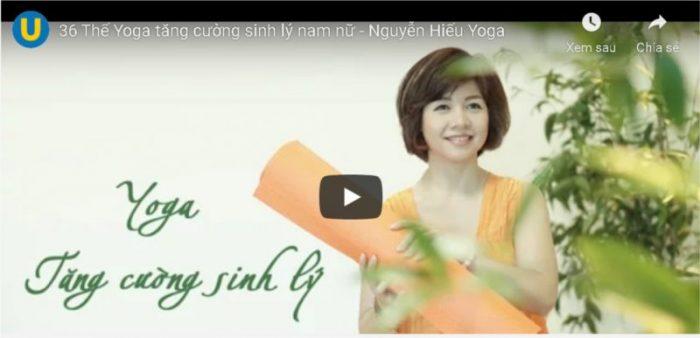 khóa học yoga cho nam