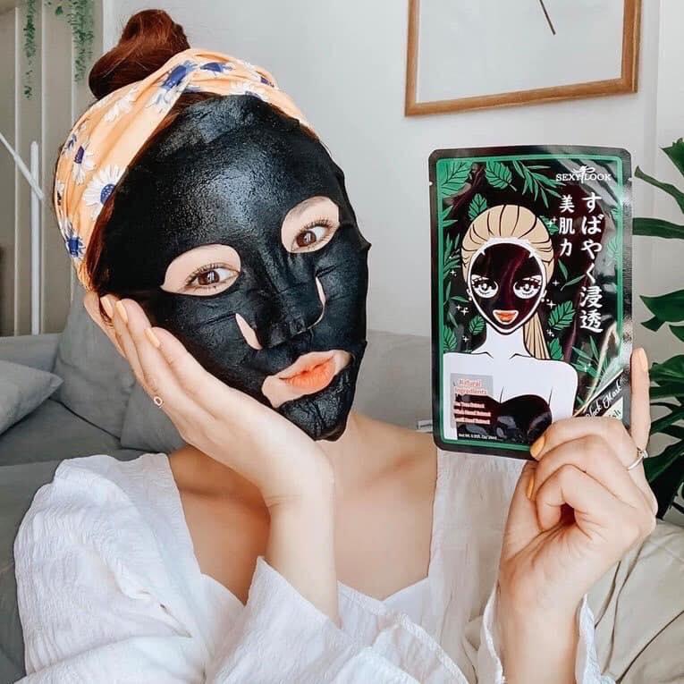 mặt nạ da dầu mụn