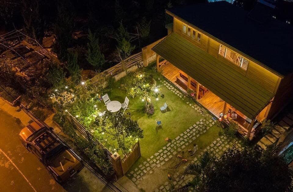 The Wood Villa