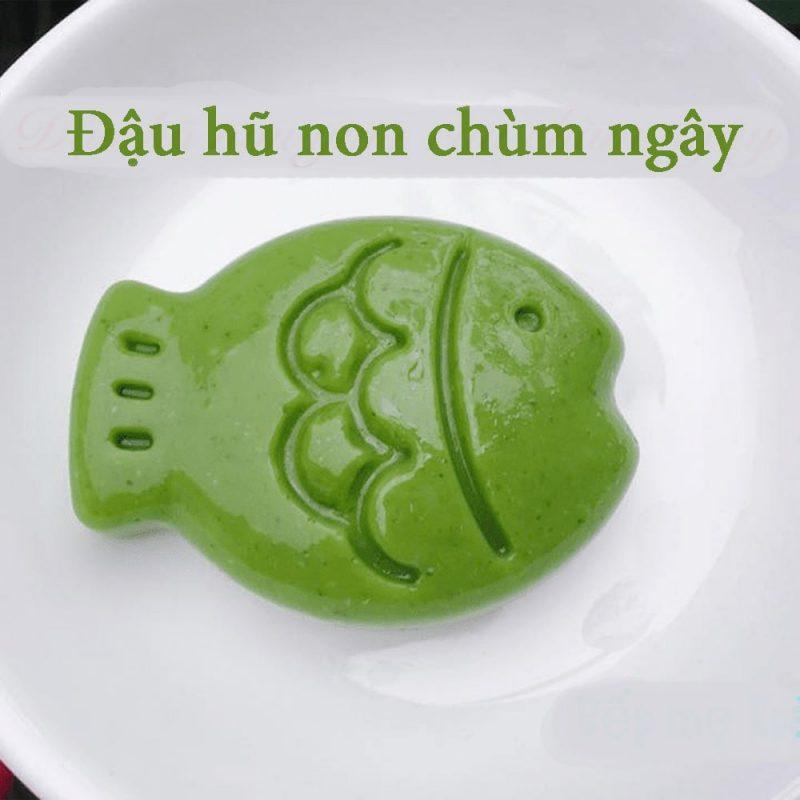 Bột Rau Chùm Ngây Cho Bé