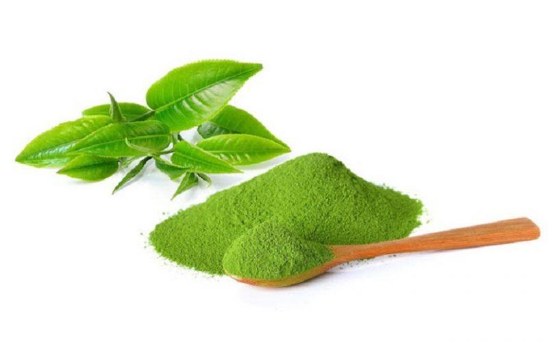 trà xanh công dụng