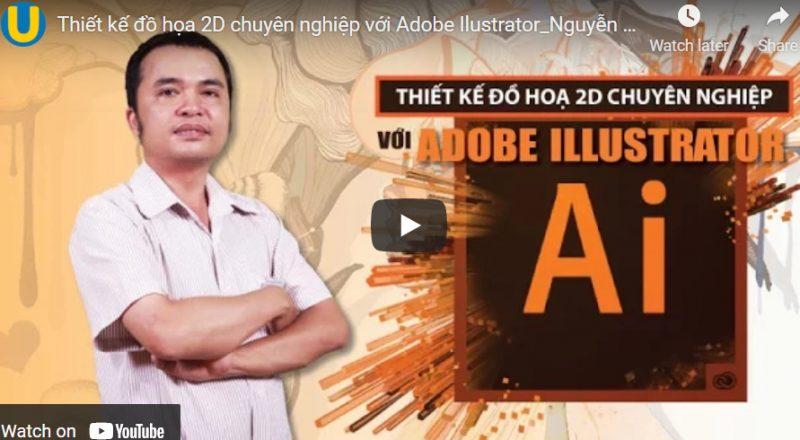học thiết kế adobe