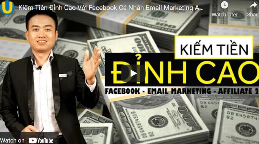 kiếm tiền affiliate