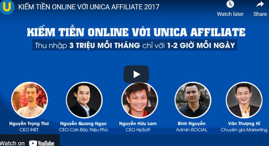 học kiếm tiền online