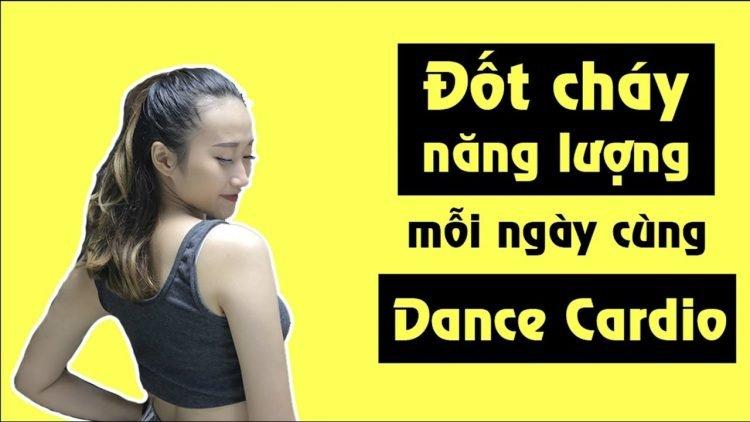 khóa học nhảy giảm cân online