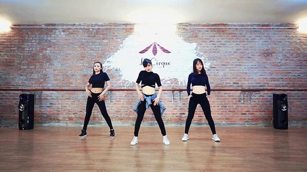 khóa học nhảy online tại nhà