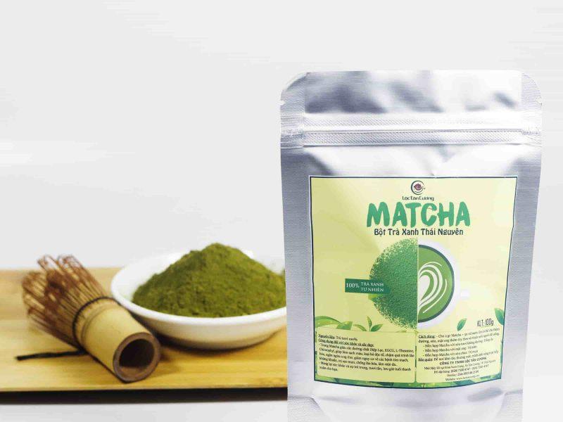 Mua bột trà xanh matcha Hà Nội