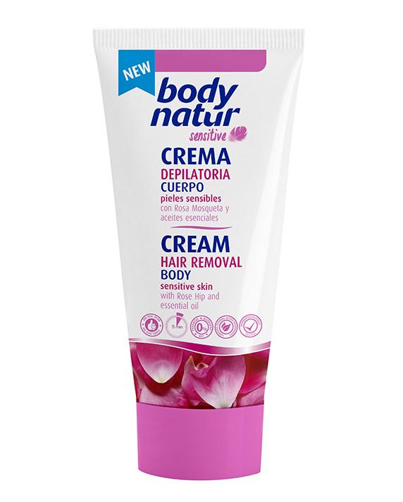 Kem tẩy lông Body Natur