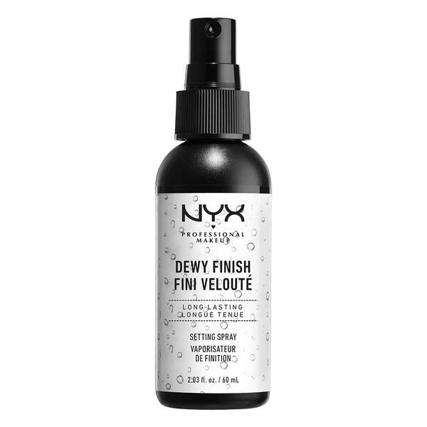 Dòng xịt khóa nền makeup Setting Spray Nyx Dewy Finish